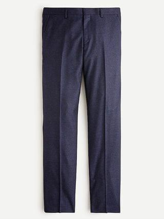MEN Ludlow Slim-fit suit pant in Italian cashmere