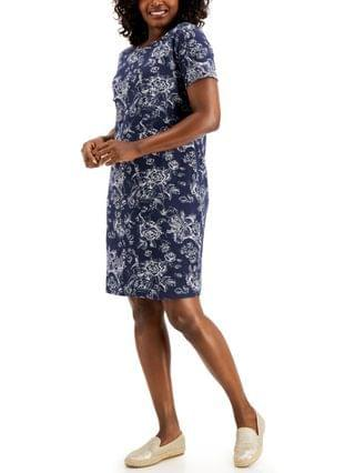 WOMEN Tiole Floral Dress Created for Macy's