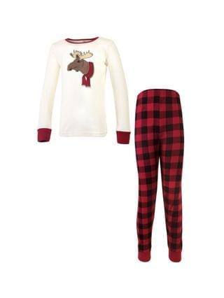 KIDS Little Boys and Girls Family Holiday Pajamas