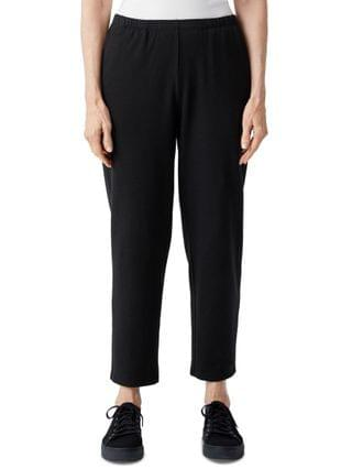 WOMEN Organic Tapered Ankle Pants