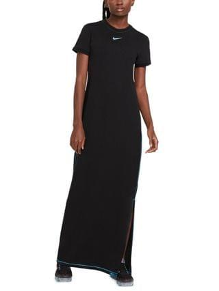 WOMEN Sportswear Icon Clash Cotton Maxi Dress