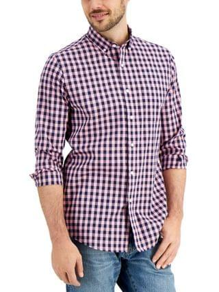 MEN Grant Checked Shirt Created for Macy's