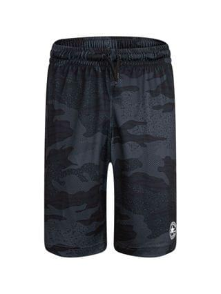 KIDS Big Boys Camo Printed Mesh Shorts