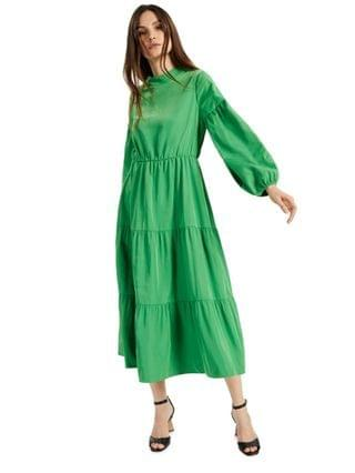 WOMEN Tiered A-Line Dress Created for Macy's