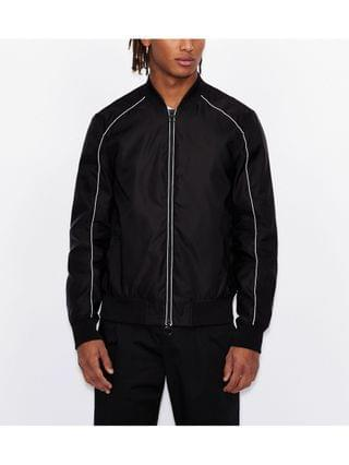 MEN Linear Milano New York Bomber Jacket