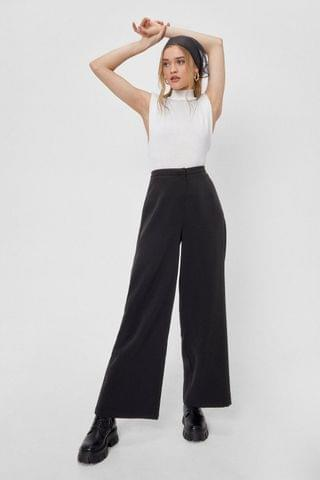 WOMEN If It Suits You Tailored Wide-Leg Pants