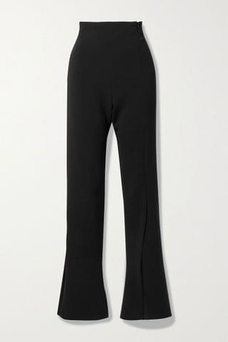 WOMEN A.W.A.K.E. MODE Crepe flared pants
