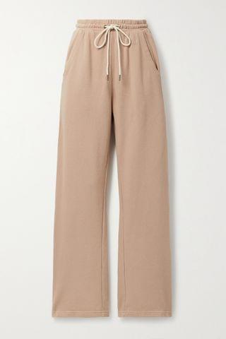 WOMEN CITIZENS OF HUMANITY Nia cotton-jersey track pants