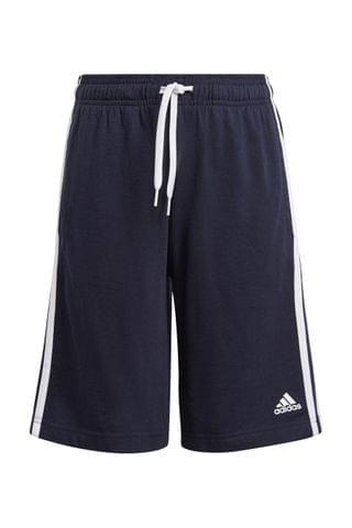 KIDS adidas 3 Stripe Fleece Shorts