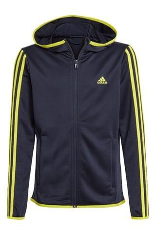 KIDS adidas Performance Navy Zip Through Hoody