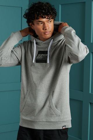 MEN Superdry Streetwear 9 Oversized Hoody