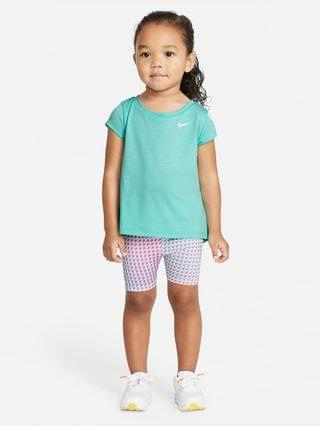 KIDS (12-24M) Top and Shorts Set Nike