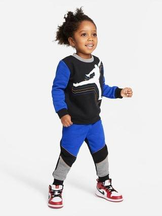 KIDS (12-24M) Crew and Pants Set Jordan