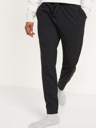 MEN Tapered Jersey-Knit Pajama Pants for Men