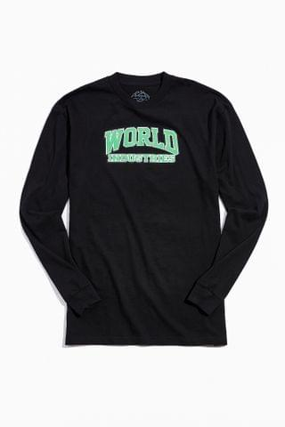 MEN World Industries UO Exclusive Hero Long Sleeve Tee