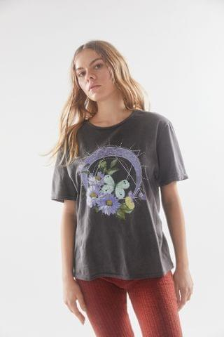 WOMEN Mystic Nature Overdyed Tee