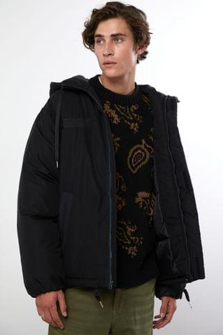 MEN BDG Hooded Parka Jacket