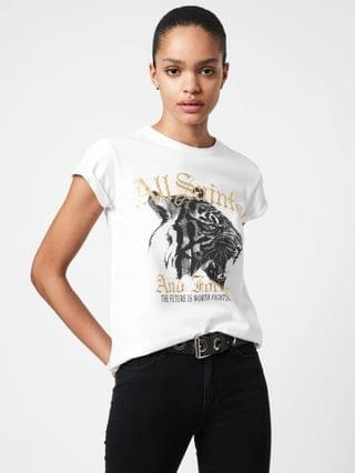 WOMEN Forever Tiger Anna T-Shirt