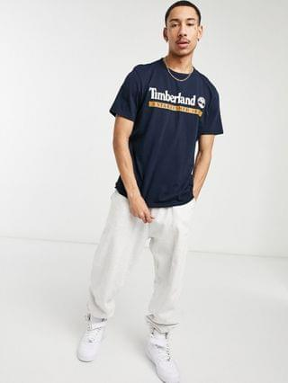 Timberland YC Established 1973 t-shirt in navy