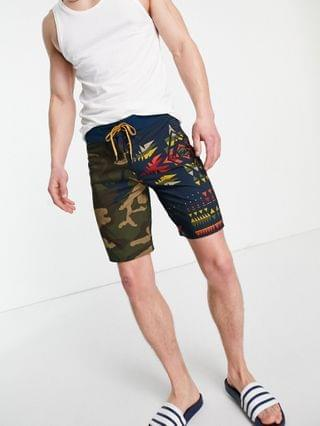 Billabong Sunday Interchng Pro shorts in multi