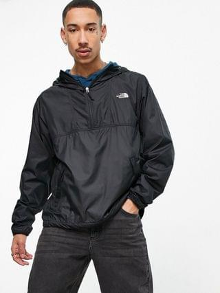 The North Face Cyclone Anorak jacket in black