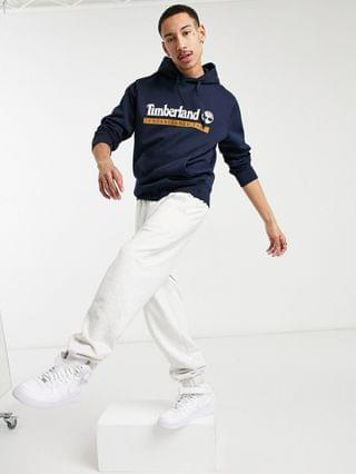 Timberland YC Established 1973 hoodie in navy