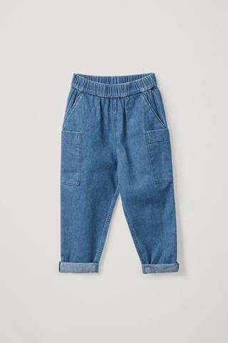 KIDSS PULL-ON JEANS