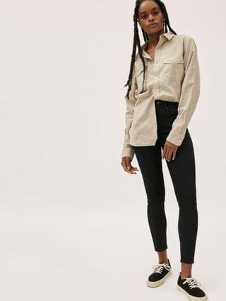 WOMEN Authentic Stretch High-Rise Skinny