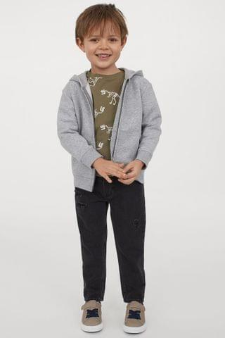 KIDS Relaxed Tapered Jeans