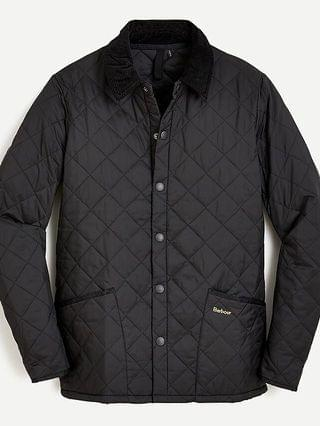 MEN Barbour Heritage Liddesdale quilted jacket