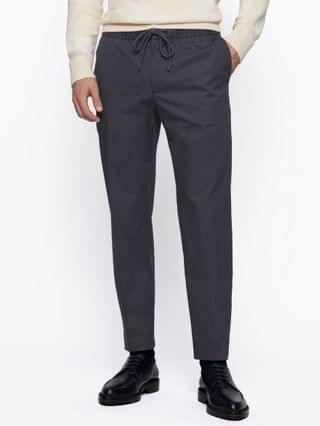 MEN BOSS Men's Banks1 Slim-Fit Trousers