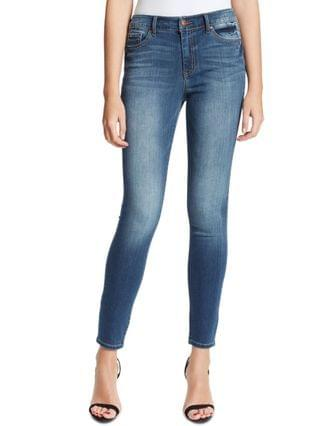 WOMEN Hi Rise Kiss Me Ankle Skinny Jeans Created for Macy's