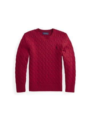 KIDS Big Boys Cable Knit Sweater