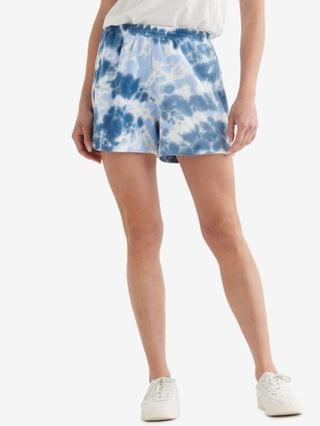 WOMEN Chill At Home Cotton Shorts