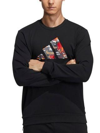 MEN Lunar New Year Graphic Crewneck Sweatshirt