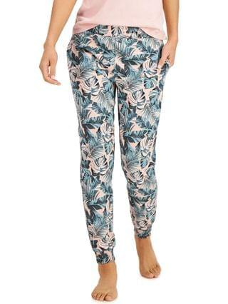 WOMEN Cotton Jogger Pajama Pants Created for Macy's