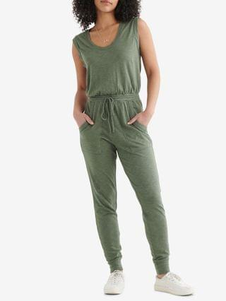 WOMEN Easy Breezy Knit Jumpsuit