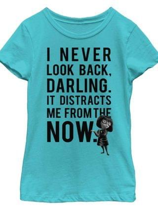 KIDS Big Girls The Incredibles the Now Short Sleeve T-shirt