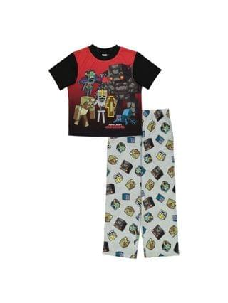 KIDS Little Boys 2 Piece Pajama Set