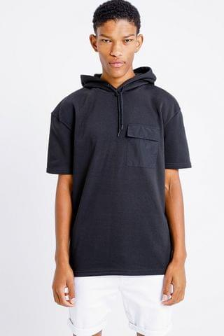 MEN Hooded Active Top