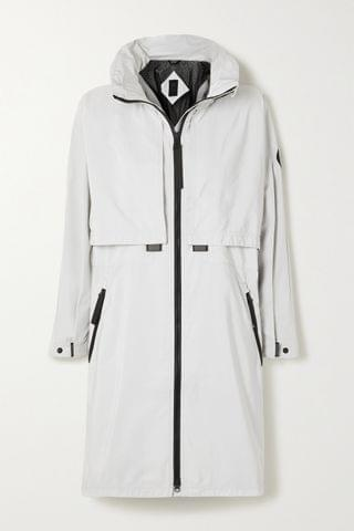 WOMEN CANADA GOOSE Cinematographer hooded shell jacket