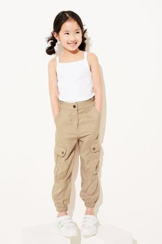 KIDS Stone Cargo Trousers (3-16yrs)