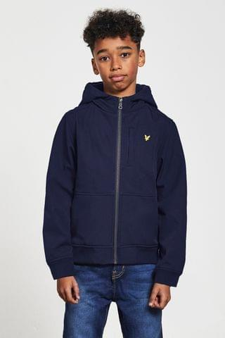 KIDS Lyle & Scott Soft Shell Jacket