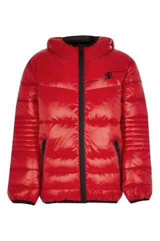 KIDS River Island Red Padded Jacket