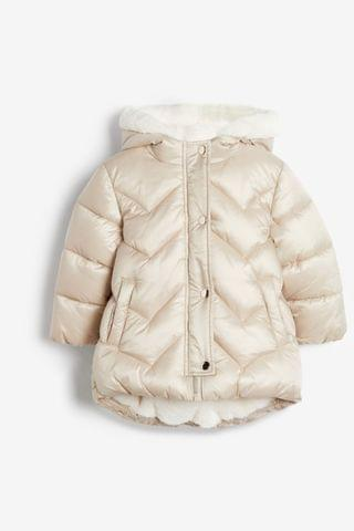 KIDS Gold Shower Resistant Padded Jacket (3mths-7yrs)