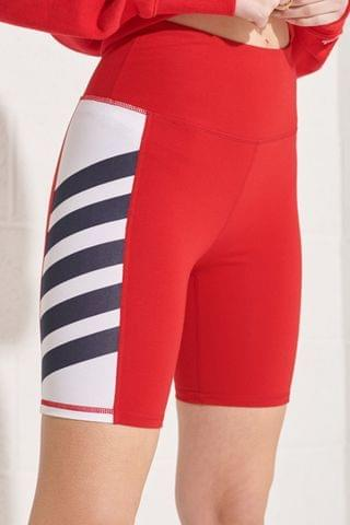 WOMEN Superdry Active Lifestyle Cycle Shorts