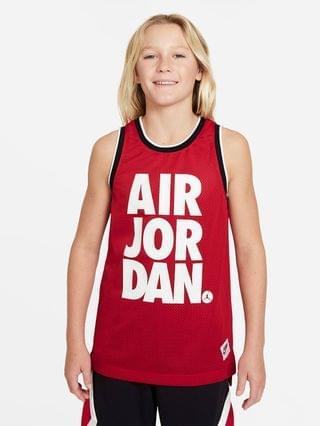 KIDS Big Kids' (Boys') Tank Jordan