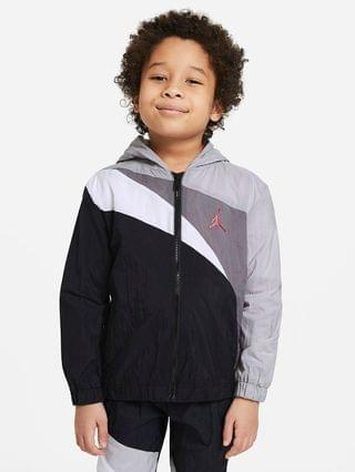 KIDS Little Kids' Full-Zip Jacket Jordan