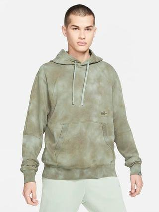 MEN Tie-Dye French Terry Pullover Hoodie Nike Sportswear Club
