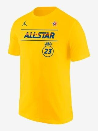 MEN Jordan NBA Player T-Shirt LeBron James All-Star
